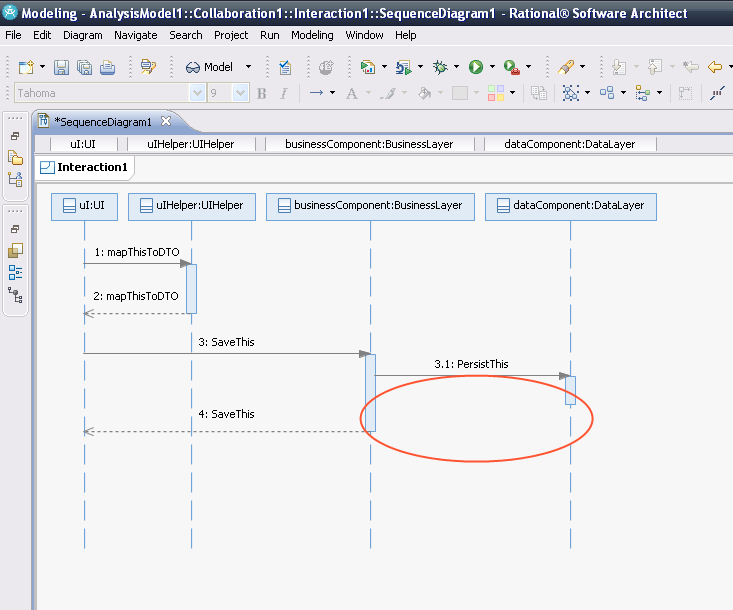 Adding a return message in an rsa sequence diagram richhewlett rsa1 ccuart Choice Image